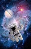 Astronaut Spaceman Suit Spiral
