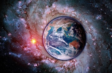 Earth Sun Galaxy Astrology