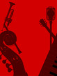 Jazz Club Background - 79925737