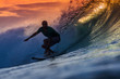 Surfer on Amazing Wave - 79927310