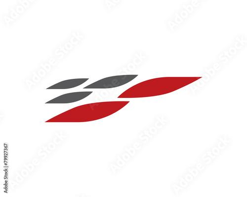 Fototapeta Racing Symbol