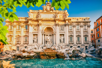 Fountain di Trevi