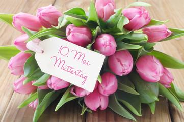 10. Mai: Muttertag