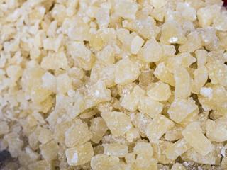 Sugar crystals