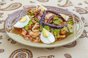 Wings Bean Spicy Salad