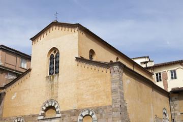 Chiesa di S. Salvatore, Lucca