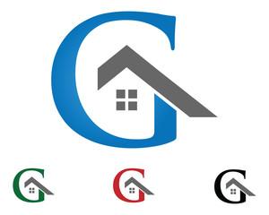 G logo template