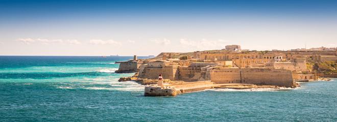 Fort Ricasoli, La Valette, Malte