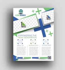 Corporate Business Flyer & Poster Template