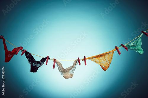 Female panties - 79935174