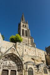 St. Emilion's Church