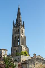 St. Emilion Monolithic Church