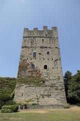 Verticale del Castello di Porciano, Stia