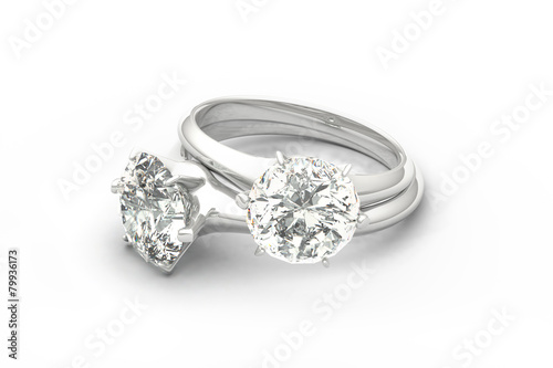 Diamond Ring - 79936173