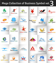 Mega Collection of Vector Logo Design - 3