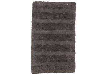 Bath mat isolated on white studio background