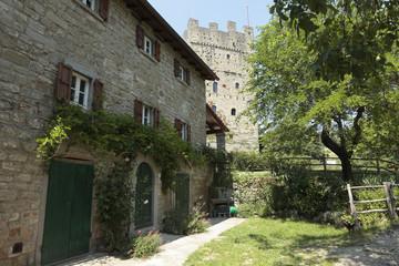 Masseria del Castello di Porciano, Stia