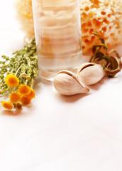 herbal cosmetic