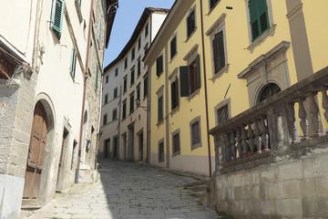 Centro storico di Stia, Arezzo