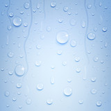 background water drops - 79938587