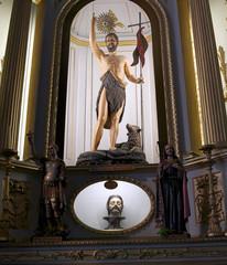 Relics of St. John the Baptist