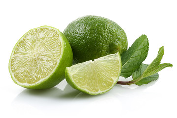 Lime and mint group