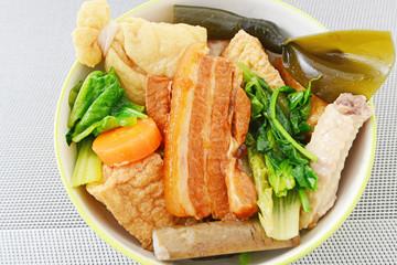 日本伝統料理のおでん