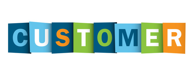 CUSTOMER icon (quality service testimonials satisfaction)