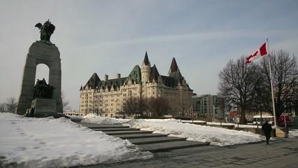 Canada's National War Memorial