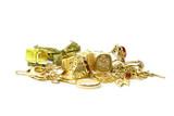 Viel Schmuck aus Gold - 79948398