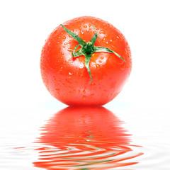 Leckere Tomate