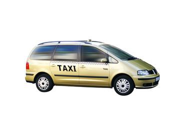 Taxi Bus freigestellt
