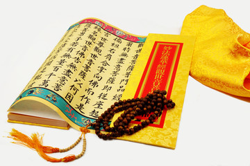 Sutra and Bodhi Beads