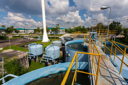 Water Treatment Plant - 79949943