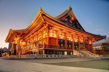Sensoji temple,Tokyo