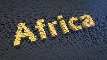 Africa cubics