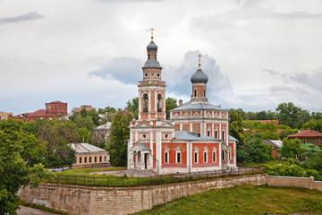Церковь Успения Пресвятой Богородицы. Серпухов. Россия