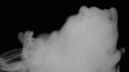 Abstract fog and smoke