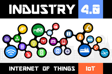 ni14 NewIndustry - internet of things - white factory - g3423