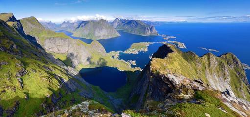 Scenico Reinefjord alle Lofoten