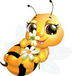 beautiful bee - 79957113
