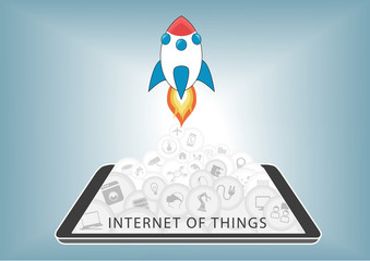 Internet of things takes off as future technology trend