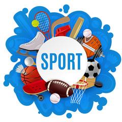 Sport Equipment Concept
