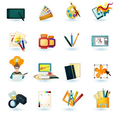 Designer Icons Set