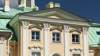 Prince Menshikov Palace landmark  St. Petersburg