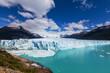 Leinwanddruck Bild - Glacier in Argentina