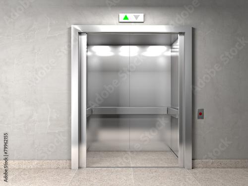 elevator Photo by tiero