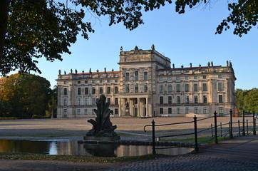 Das Barock Schloss von Ludwigslust