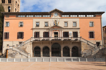 Ripoll Town Hall