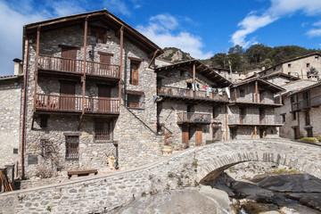 Medieval village of Beget